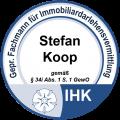 Siegel Gepr. Fachmann IDV Stefan Koop_Zeichenfläche 1